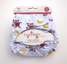 g-Diapers vs Cutey Baby cloth diapers. Now taking comments and feedback!
