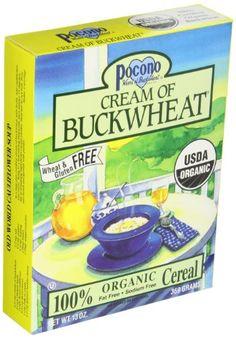 Pocono Organic Cream of Buckwheat Cereal (6x13 oz.) Pocono http://www.amazon.com/dp/B005766N2Q/ref=cm_sw_r_pi_dp_aEYxub127J6G1