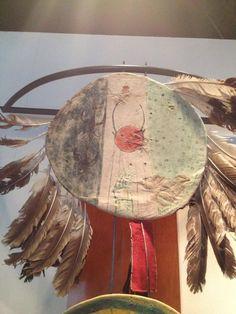 Comanche shield