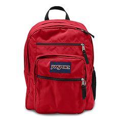 JanSport® Big Student Backpack - Red Tape