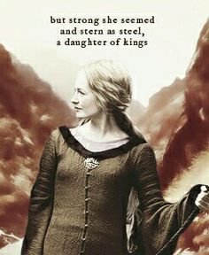 A Daughter of Kings-Eowyn