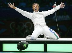 London 2012 Olympics: Italy win the team foil to finish top fencing nation - Taipei Times