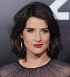 I think Cobie Smulders might be my new hair role model
