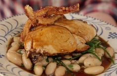 Jamie Oliver's Perfect Pork Loin Roast with Crackling