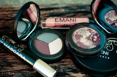 Win a collection of Emani cosmetics--wonderful!