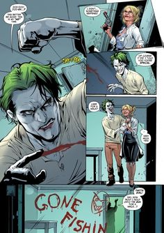 Joker & Harley New 52