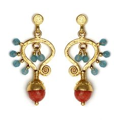 SHOP HERE!  Tiklari Handan Earrings Shop for more fashion jewelry @ www.tiklari.com  $40