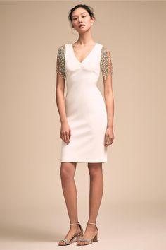 8549c01cb67f Sophisticate Dress from BHLDN White Bridal Shower Dress