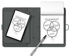 BAMBOO Spark Smart Folio with tablet sleeve WACOM CDS-600P