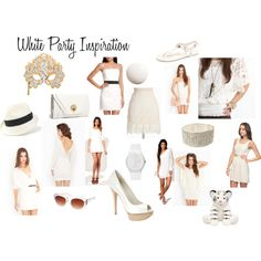 White Party Inspirations Altsummit