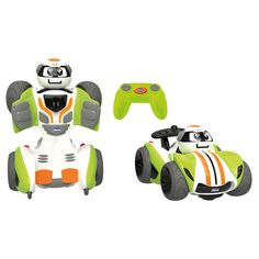 Chicco Robo Chicco R/C, 2 in 1 Rc Autos, 2 In, Toys, Vehicles, Car, Activity Toys, Robot, Automobile, Toy