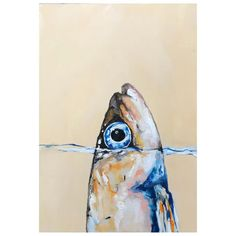 Sardine In The Wonderful Sea Fish PaintingYou can find Fish art and more on our website.Sardine In The Wonderful Sea Fish Painting Art Deco Paintings, French Paintings, Fish Paintings, Sea Life Art, Sea Art, Fish Artwork, Sea Fish, Colorful Fish, Illustration Art