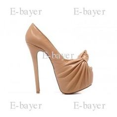 New Arrival Luxury Genuine Leather Lace Peep toe Platform Women's 160mm High Heels Pumps Shoes euro 35-42 size
