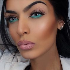 @ makeupbyalaha ❤️