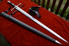 CUSTOM GALLERIES | Castle Keep, Isle of Skye - Fine Handcrafted Blades