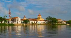 Mompox, from the river.
