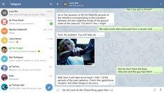 """Netzpolitik - Französischer Geheimdienst-Chef: Telegram ist """"Lieblings-Netzwerk"""" von Terroristen - http://ift.tt/2afrmA3"""