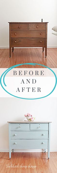 Furniture Makeover, Painted Furniture Ideas Before And After 2021