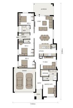 Hayman 29, New Home Floor Plans, Interactive House Plans ...