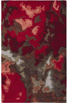 Tides Area Rug II - Wool Rugs - Area Rugs - Rugs | HomeDecorators.com