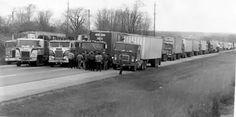 Gmc Trucks, Truck Drivers, Vintage Trucks, Old School, Vehicles, Outdoor, Truck Humor, Facebook, Big