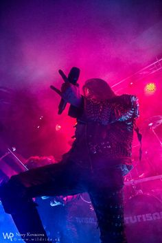 Mathias Nygård of Turisas