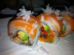 """Nakashima of Japan, Appleton """"THE place for sake sushi and hibachi in Appleton. Been here many times. Good food and service. No wonder it is busy every day of the week, although usually no more than 15 minute wait."""" -Foursquare user Mike L."""