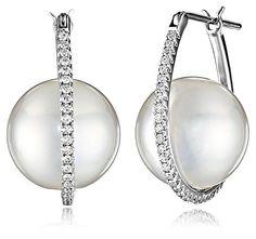 TARA Pearls Natural Color White South Sea Cultured Pearl Diamond (1/3cttw, G-H Color, SI1-SI2 Clarity) Earrings TARA Pearls http://www.amazon.com/dp/B00OBEV3RA/ref=cm_sw_r_pi_dp_yZlxvb0PD7YY6
