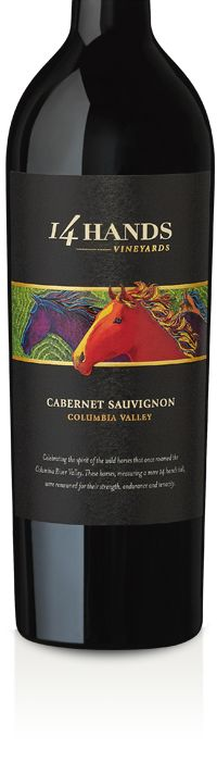 14 Hands Winery : 2010 Cabernet Sauvignon or Red Blend is wonderful!
