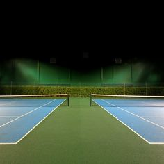 Barry Falk - Tennis