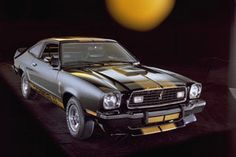Mustang Through the Years: 1975 Ford Mustang