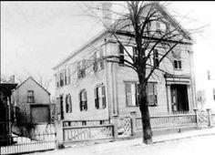1. Crime Scene Photos: The Trial Of Lizzie Borden The Borden's House
