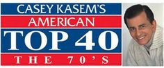 """Listened almost every Sunday to American Top 40 with Casey Kasem. """"Keep your feet on the ground and keep reaching for the stars""""."""
