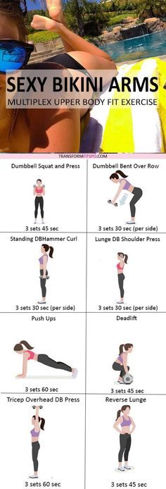 Repin if you got amazing results with this hardcore circuit! Read the post for all the information!