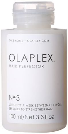 This stuff is magical! Now I understand why Kim K. Sleeps in it once a week! Olaplex Hair Perfector No 3 - 3.3oz