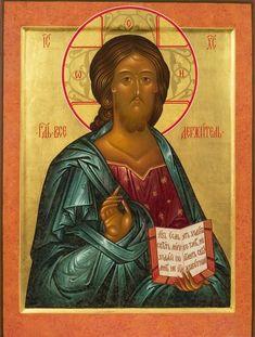 Иисус Пантократор | Prosopon Russia | PROSOPON SCHOOL OF ICONOLOGY | Flickr
