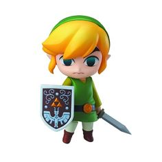 The Legend of Zelda Wind Waker Link Nendoroid Figure