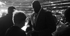 @Shaq taking a moment to walk over to sign an autograph for a screaming fan during the 2018 NBA All Star Game  #HuaweiMate10 #leicacamerausa #shaq #shaquilleoneal #nbaallstar  via Leica on Instagram - #photographer #photography #photo #instapic #instagram #photofreak #photolover #nikon #canon #leica #hasselblad #polaroid #shutterbug #camera #dslr #visualarts #inspiration #artistic #creative #creativity
