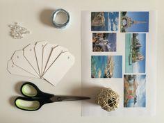 Eure schönsten Urlaubsfotos immer im Blick l zum träumen schön l DIY