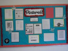 Pinterest-Inspired Bulletin Board