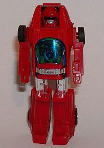 Turbo, Guardian Go-Bot in robot mode