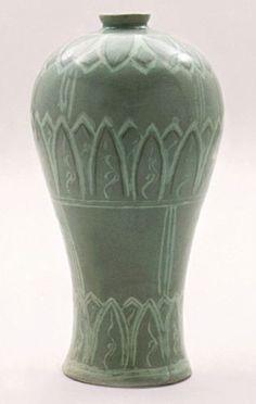 Korean Art, Random Things, Vase, Ceramics, Home Decor, Ceramica, Random Stuff, Pottery, Decoration Home
