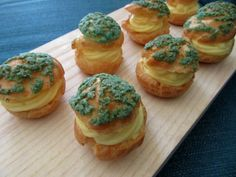 Choux au craquelin Muffin, Keto, Breakfast, Food, Sprouts, Morning Coffee, Muffins, Meals, Cupcakes