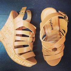 New Wedges Just In!!! A great nude wedge is always a shoe essential! Only $39.50! Not online yet... Can't wait? Call 252.462.5906 to purchase over the phone! #newarrivals