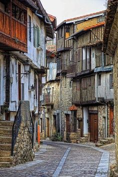 Mogarraz (Salamanca), Sierra de Béjar y Francia