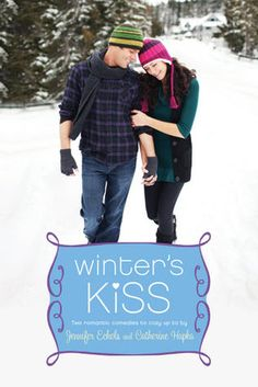 Winter's Kiss: The Ex Games; The Twelve Dates of Christmas. I recommend this book if u like extreme romance stories!