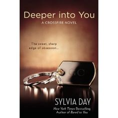 Deeper into You.  Can't wait for this to be published.