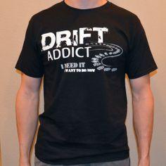 http://www.artofspeed.com/Drift-Addict-Shirt-p/drift-addict-shirt.htm