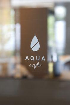 artless Inc. | news and portfolio : branding & identity : brand design for Aqua sports & spa