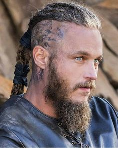 -- Begin Yuzo --><!-- without result -->Related Post Discover the main Viking symbols and their origin . Discover the main Viking symbols and their origin in detail. Where did the symb. Vikings Travis Fimmel, Travis Vikings, Viking Men, Viking Hair, Viking Warrior, Viking Life, Viking Battle, Viking Shop, Viking Dress